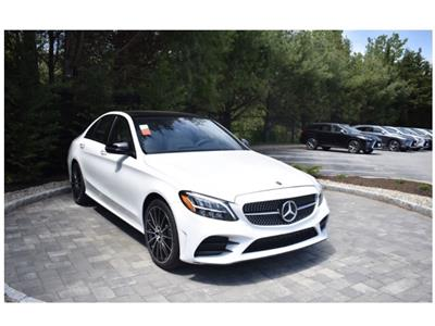 2019 Mercedes-Benz C-Class lease in New Bedford,MA - Swapalease.com