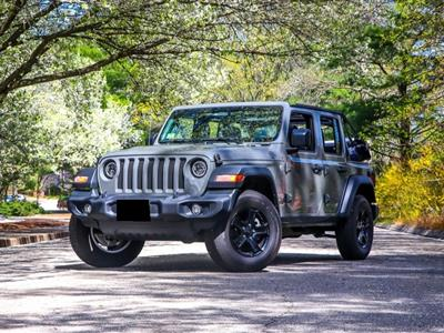 2018 Jeep Wrangler Unlimited lease in Boston,MA - Swapalease.com