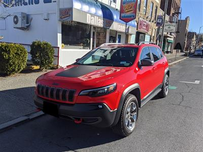 2019 Jeep Cherokee lease in Kingston,NY - Swapalease.com
