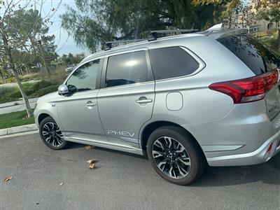 2018 Mitsubishi Outlander PHEV lease in Irvine,CA - Swapalease.com