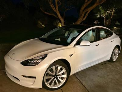 2019 Tesla Model 3 lease in Rancho Sante Fe,CA - Swapalease.com