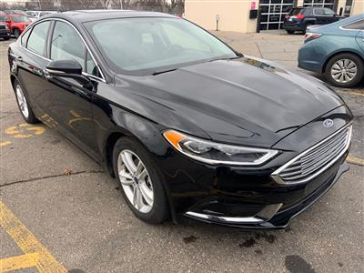 2018 Ford Fusion lease in GROSSE POINTE PARK,MI - Swapalease.com