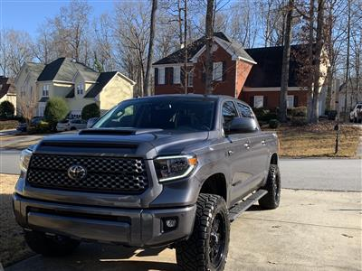 2018 Toyota Tundra lease in Lawrenceville,GA - Swapalease.com