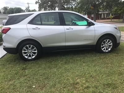 2018 Chevrolet Equinox lease in Cutler Bay,FL - Swapalease.com