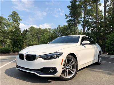 2019 BMW 4 Series lease in Cary,NC - Swapalease.com