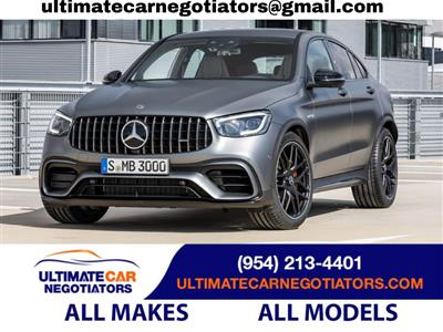 2020 Mercedes-Benz GLC-Class Coupe lease in Fort Lauderdale,FL - Swapalease.com