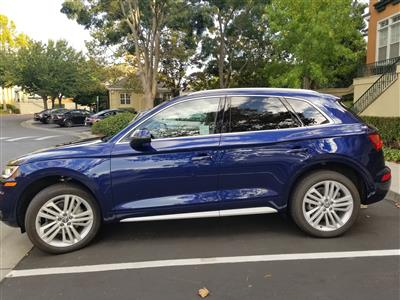 2018 Audi Q5 lease in Fremont,CA - Swapalease.com