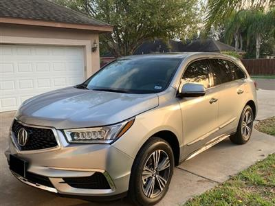 2018 Acura MDX lease in MCAllen,TX - Swapalease.com