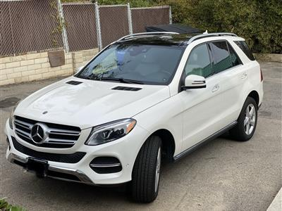 2018 Mercedes-Benz GLE-Class lease in Encinitas,CA - Swapalease.com