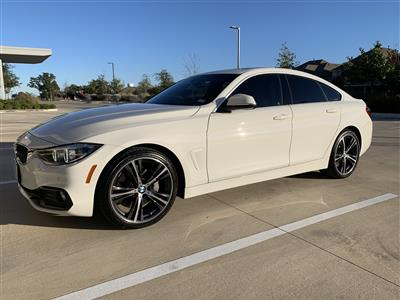 2019 BMW 4 Series lease in Austin ,TX - Swapalease.com