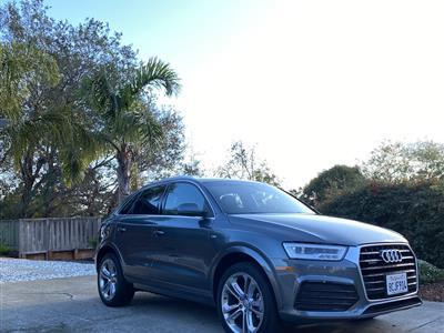 2018 Audi Q3 lease in San Rafael,CA - Swapalease.com
