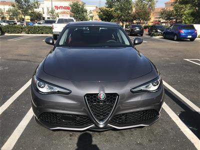 2019 Alfa Romeo Giulia lease in San Diego,CA - Swapalease.com