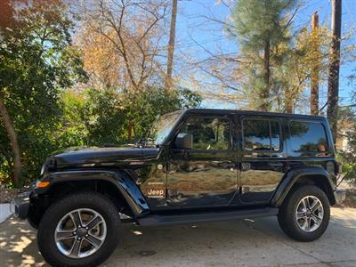 2019 Jeep Wrangler Unlimited lease in Alhambra ,CA - Swapalease.com