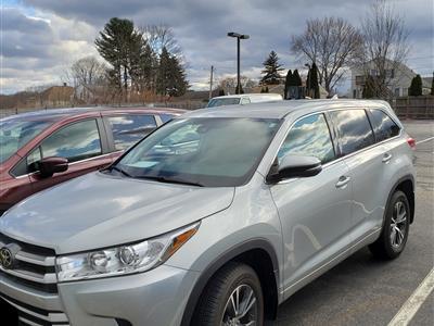 2018 Toyota Highlander lease in Shrewsbury,MA - Swapalease.com