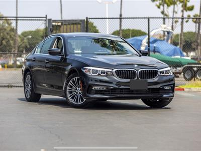 2018 BMW 5 Series lease in Los Angeles,CA - Swapalease.com
