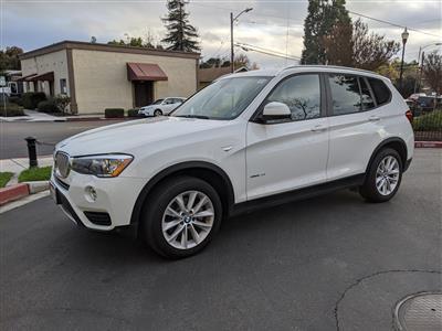 2017 BMW X3 lease in San Jose,CA - Swapalease.com