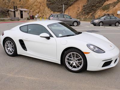 2018 Porsche 718 lease in Oakland,CA - Swapalease.com