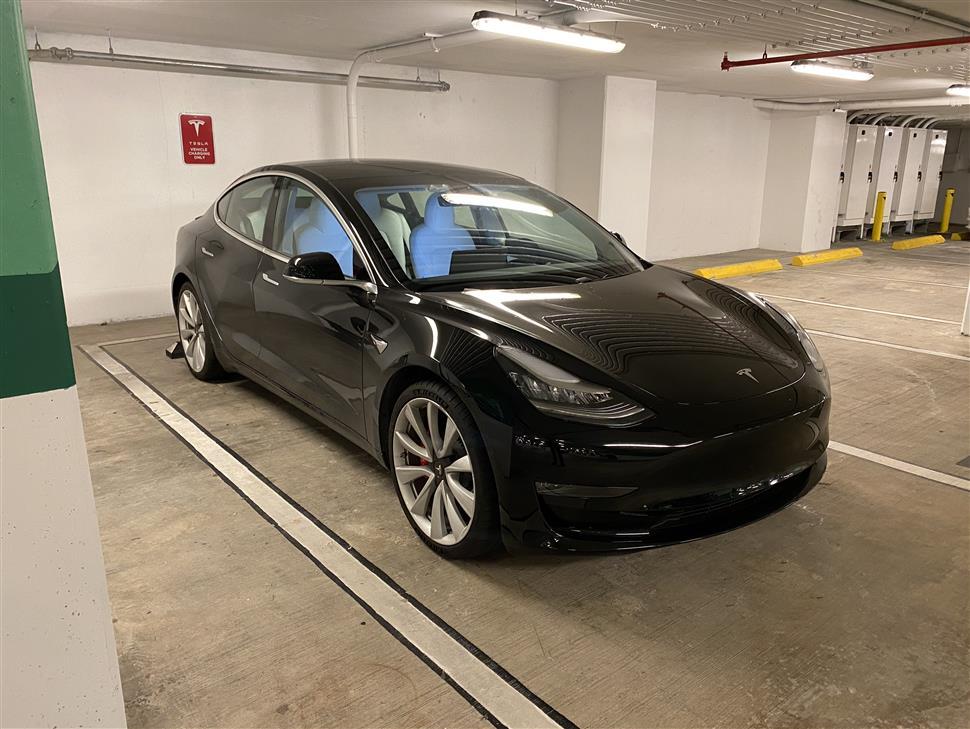 2019 Tesla Model 3 lease in Fort Lauderdale, FL
