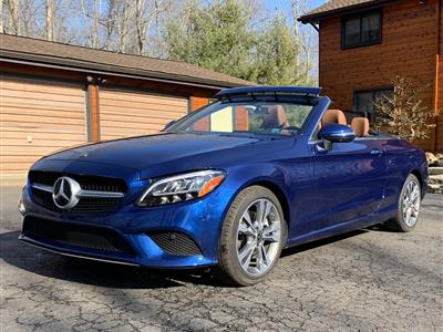 2019 Mercedes-Benz C-Class lease in GREEN LANE,PA - Swapalease.com