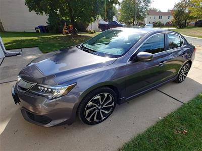 2018 Acura ILX lease in Bordentown,NJ - Swapalease.com