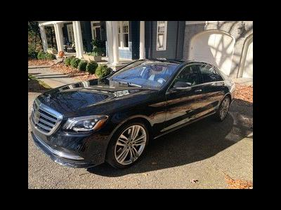 2018 Mercedes-Benz S-Class lease in Atlanta,GA - Swapalease.com