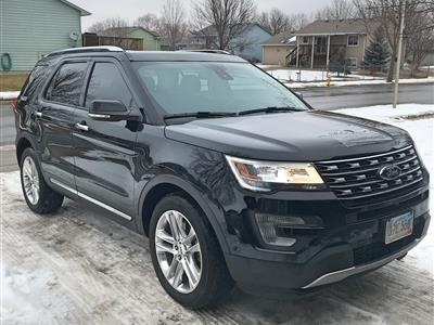 2017 Ford Explorer lease in Sioux Falls,SD - Swapalease.com