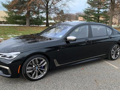 2019 BMW 7 Series lease in Monroe Township,NJ - Swapalease.com