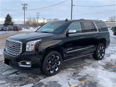 2019 GMC Yukon lease in Ripon,WI - Swapalease.com