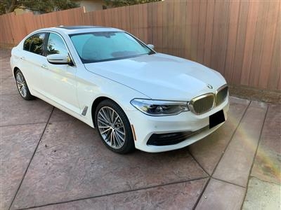 2017 BMW 5 Series lease in Montrose,CA - Swapalease.com