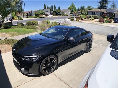 2018 BMW M4 lease in San Jose,CA - Swapalease.com