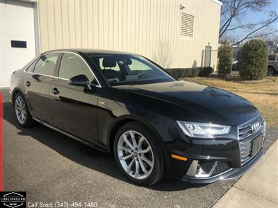 2019 Audi A4 lease in Flushing,NY - Swapalease.com