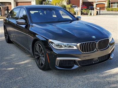 2019 BMW 7 Series lease in Corona,CA - Swapalease.com