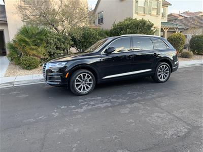 2018 Audi Q7 lease in North Las Vegas,NV - Swapalease.com