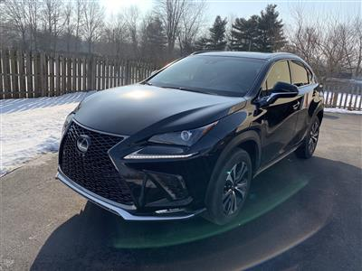 2019 Lexus NX 300 F Sport lease in Toledo,OH - Swapalease.com