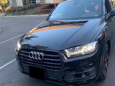 2019 Audi Q7 lease in San Jose,CA - Swapalease.com
