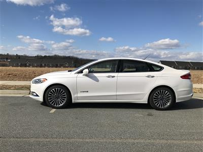 2018 Ford Fusion Hybrid lease in Charlottesville,VA - Swapalease.com