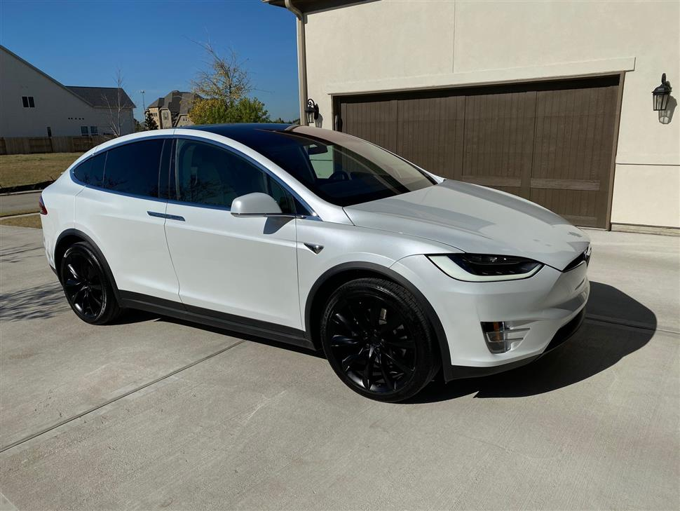 2018 Tesla Model X lease in Cypress, TX