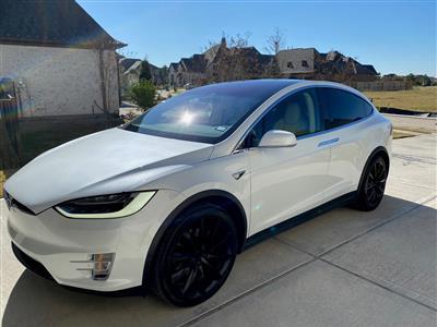 2018 Tesla Model X lease in Cypress,TX - Swapalease.com