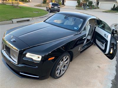 2017 Rolls-Royce Wraith lease in Cypress,TX - Swapalease.com