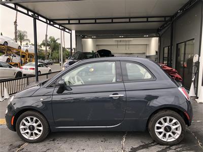 2017 Fiat 500 lease in Santa Monica,CA - Swapalease.com