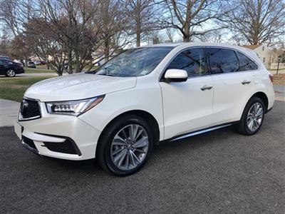 2017 Acura MDX lease in Cherry Hill,NJ - Swapalease.com