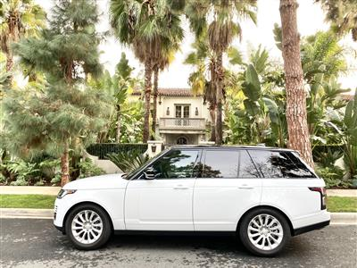 2019 Land Rover Range Rover lease in Beverly Hills,CA - Swapalease.com