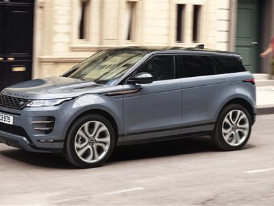 2018 Land Rover Range Rover Evoque lease in Salt Lake City ,UT - Swapalease.com