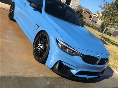 2018 BMW M4 lease in Spring,TX - Swapalease.com
