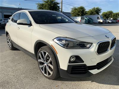 2018 BMW X2 lease in Sunrise,FL - Swapalease.com