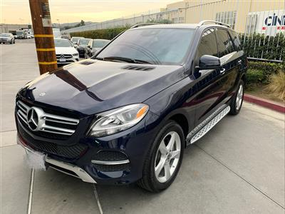 2018 Mercedes-Benz GLE-Class lease in Rowland Heights,CA - Swapalease.com