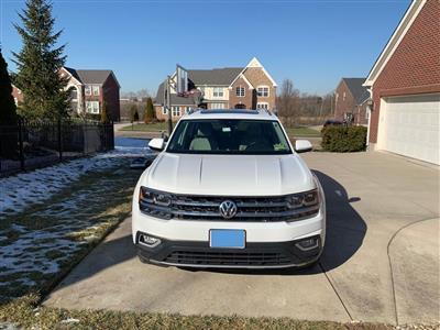 2018 Volkswagen Atlas lease in mason,OH - Swapalease.com