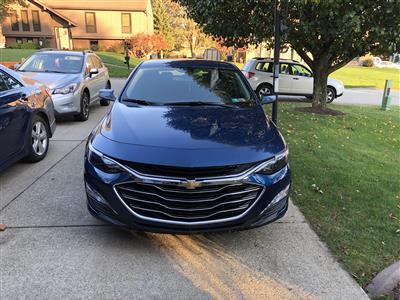 2019 Chevrolet Malibu lease in IRWIN,PA - Swapalease.com