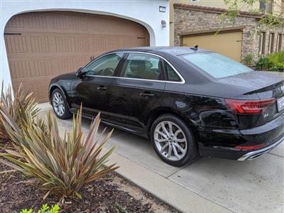 2019 Audi A4 lease in Oxnard,CA - Swapalease.com
