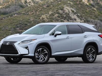 2018 Lexus RX 350 lease in Salem,NH - Swapalease.com